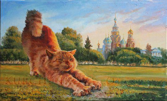 С добрым утром, Петербург!